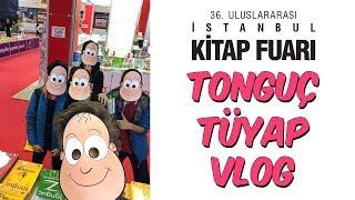 Download Tonguç Tüyap Kitap Fuarı Vlog 2017 Video