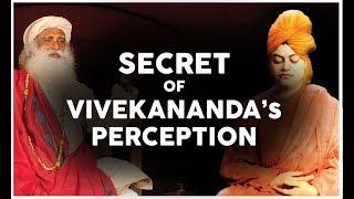 Download secret of vivekananda perception - sadhguru speech Video