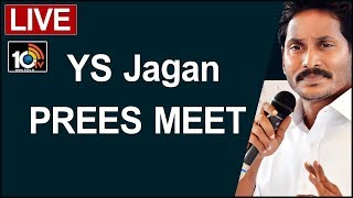 Download YS Jagan Addressing Media LIVE After Meeting With PM Modi | Delhi | 10TV News Video