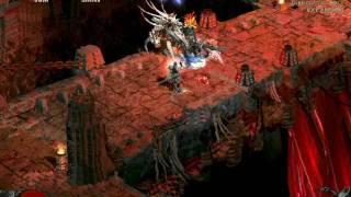 Download Diablo 2 level 91 necro mf run Video