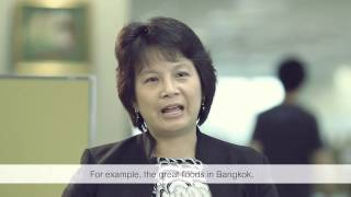 Download Pannarat Pattanapitakkul and her 20-year experience of working at Microsoft Thailand Video
