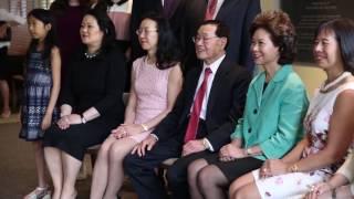 Download Ruth Mulan Chu Chao Center Dedication Video