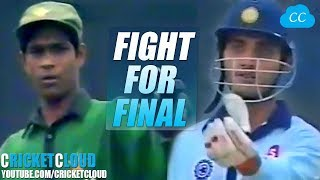 Download EPIC FINAL IND VS PAK | FIGHT FOR INDEPENDENCE CUP 1998 | World Record Chase Begins in the Dark !! Video