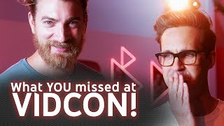 Download What YOU missed at VidCon 2019! - View In 2 | YouTube Advertisers Video