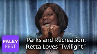 Download Parks and Recreation - Retta Is a Huge ″Twilight″ Fan Video