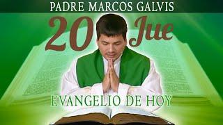Download Evangelio de Hoy Jueves 20 de Septiembre de 2018 - Padre Marcos Galvis Video