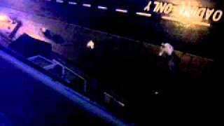 Download Punk lady nicked a wheelchair at Rebellion 2011 Video