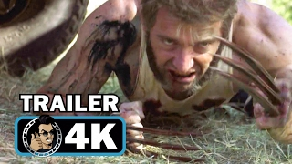 Download LOGAN SuperBowl TV Spot + Red Band Trailer (4K ULTRA HD) Hugh Jackman Wolverine Movie 2017 Video