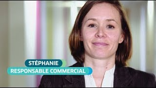 Download Stéphanie : Responsable commercial ENGIE Video