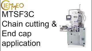 Download Ciemmeo MTSF3C Automatic Chain cutting machine Video