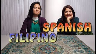 Download Similarities Between Spanish and Filipino Video