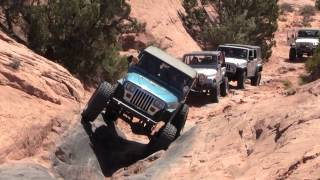 Download Moab Utah Triple Threat Part 1 (Poison Spider Mesa) - Moab EJS 2012 Video
