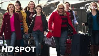 Download Pitch Perfect 3 / Spot ″Le concert d'adieu″ VF [Au cinéma le 27 décembre] Video