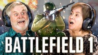 Download ELDERS PLAY BATTLEFIELD 1 (Elders React: Gaming) Video