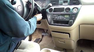 Download Honda Odyssey Multifunction Switch Removal Video