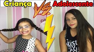 Download CRIANÇAS VS ADOLESCENTES Video