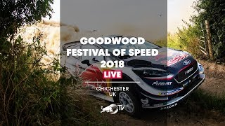 Download Goodwood Festival of Speed 2018 LIVE - Day 4 Video