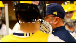 Download DEFIANCE | A Motivational Lacrosse Film Video