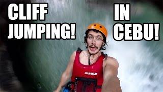 Download CLIFF JUMPING IN CEBU! (Kawasan Canyoneering) Video