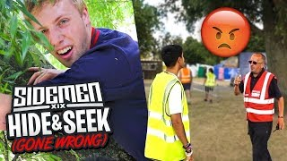 Download SIDEMEN HIDE & SEEK IN WIRELESS FESTIVAL (GONE WRONG) Video