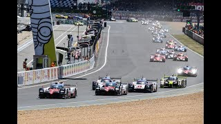 Download 24 Heures du Mans 2017 - Full Race Highlights Video