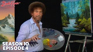 Download Bob Ross - Secluded Bridge (Season 10 Episode 4) Video