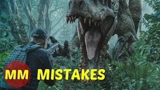 Download Jurassic World MOVIE MISTAKES, , Facts, Scenes, Bloopers, Spoilers and Fails Video