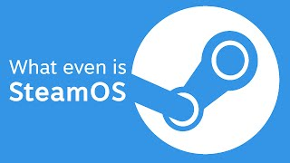 Download What is SteamOS?   The Linux Gamer Video