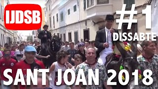 Download Sant Joan 2018 Dissabte: Es Replec Video