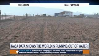 Download NASA: Earth is drying up Video