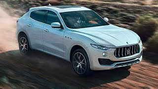 Download Maserati Levante: Italienisches Edel-SUV im ADAC Motorwelt Check Video