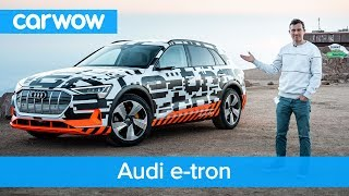 Download Audi e-tron - you'll be amazed how much it can recharge rolling downhill | carwow Video