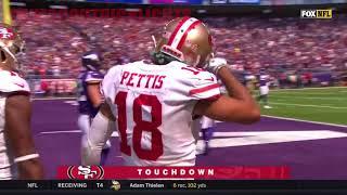 Download 49ERS ONLY Highlights - Week 1 vs Vikings Video