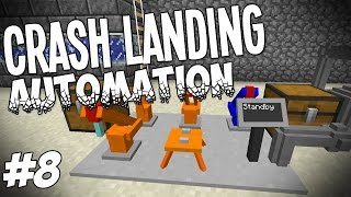 Download Crash Landing - Minecraft HQM - Automation #8 Video