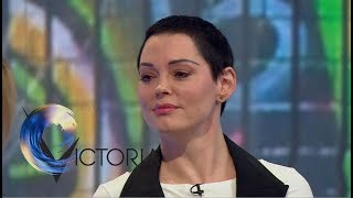Download Rose McGowan: 'Weinstein tried to contact me' - BBC News Video