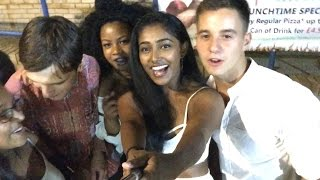 Download FRESHERS WEEK VLOG UK - ALL WHITE PARTY | UNIVERSITY OF SURREY Video