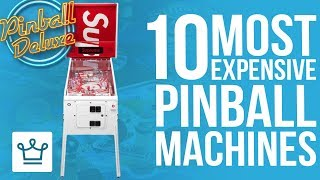 Download Top 10 Most Expensive Pinball Machines In The World Video