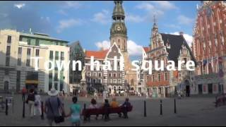 Download Some places in Riga you should visit! Riga, Latvia Video