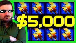 Download I WON OVER $5,000 USING THIS BETTING METHOD! 🏆 How To Win On HIGH LIMIT Slots W/ SDGuy1234 Video