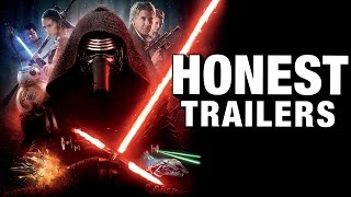 Download Honest Trailers - Star Wars: The Force Awakens Video