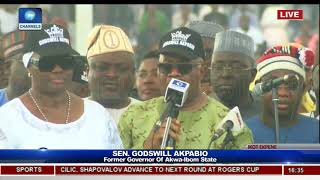 Download APC Organises Rally In Honour Of Sen Godswill Akpabio Pt.17 |Live Event| Video