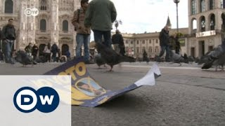 Download Italy braces itself for referendum | DW News Video
