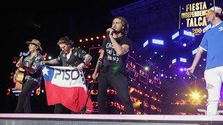 Download El reggaetón de Piso 21 encendió al público en Talca   Fiesta de la independencia de Talca 2018 Video