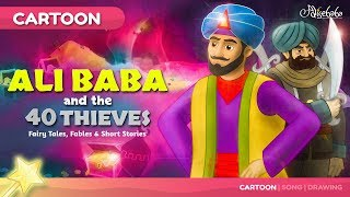 Download Ali Baba and the 40 Thieves Kids Story | Bedtime Stories for Children Video