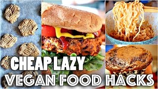 Download VEGAN FOOD HACKS YOU NEED TO KNOW Video