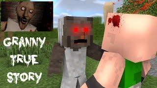Download Monster School : GRANNY'S LIFE PART 1 (TRUE STORY) - Minecraft Animation Video