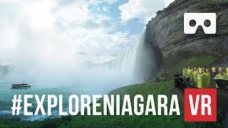 Download Niagara Falls Canada VR - 360° - #NFTVR Video