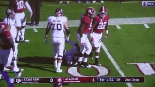 Download Alabama vs Texas A&M 2016 Highlights Video