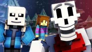 Download ″To The Bone″ | Minecraft Undertale Music Video [PACIFIST] Video