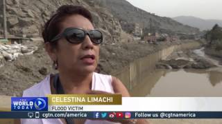 Download Peru's worst weather in two decades leaves 84 dead and 110,000 homeless Video